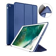 Case Kompatibilitás Apple iPad (2018) / iPad Pro 11'' / iPad (2017) Állvánnyal / Mágneses Héjtok Egyszínű Kemény Szilikon mert iPad Air / iPad 4/3/2 / iPad Mini 3/2/1 / iPad Pro 10.5