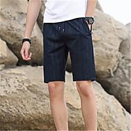 hesapli Under $13.99-Erkek Temel Şortlar Pantolon - Solid Havuz