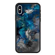 billiga Mobil cases & Skärmskydd-fodral Till Apple iPhone X / iPhone 8 Plus Mönster Skal Marmor / Färggradient Hårt Akrylfiber för iPhone X / iPhone 8 Plus / iPhone 8