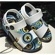 baratos Sapatos de Menina-Para Meninos / Para Meninas Sapatos PVC Primavera Verão Conforto Sandálias Botão para Infantil Branco / Amarelo / Azul