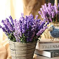 billige Kunstig Blomst-Kunstige blomster 1 Afdeling Klassisk minimalistisk stil / pastorale stil Lyseblå Bordblomst