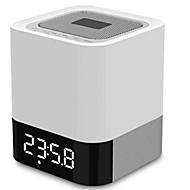 billige Skrivebordslamper-1pc LED Night Light Hvit Usb Bluetooth / Kreativ <5 V