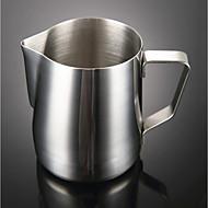 billige Kaffe og te-espressomelk kaffe i rustfritt stål, mugger, termo latte kunst, blomsterkopper cappuccino