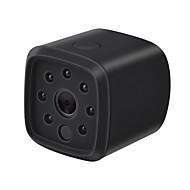 billige IP-kameraer-HQCAM 720P WIFI Wireless Mini IP Camera Night Vision Motion Detect Mini Camcorder Loop Video Recorder Built-in Battery Body Cam 1 mp IP Camera Innendørs Support0 GB