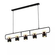 billiga Belysning-QIHengZhaoMing 5-Light Spotlight Glödande Målad Finishes Metall 110-120V / 220-240V Varmt vit Glödlampa inte inkluderad / GU10