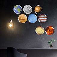 tanie Dekoracje ścienne-Miejsca / Krajobraz Dekoracja ścienna Specjalny materiał Europejski / Pasterski Wall Art, Ściana Wieszanie Dekoracja