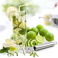 baratos Utensílios de Cozinha-Utensílios de cozinha Metalic Gadget de Cozinha Criativa Peeler & Grater Fruta / Para utensílios de cozinha 1pç