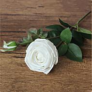 billige Kunstig Blomst-Kunstige blomster 1 Afdeling Klassisk Moderne / Nutidig / Europæisk Roser Bordblomst