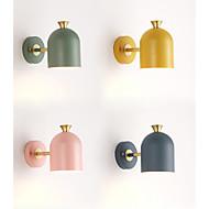 baratos Arandelas de Parede-JZGLDS Novo Design / Adorável Simples / Moderno / Contemporâneo Luminárias de parede Quarto de Estudo / Escritório / Interior Metal Luz de parede 110-120V / 220-240V 40 W