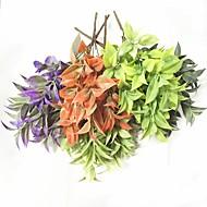 billige Kunstige blomster-Kunstige blomster 1 Gren Klassisk Enkel Stil / Pastorale Stilen Planter Bordblomst