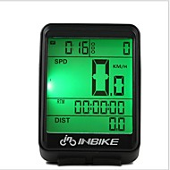billige Sykkelcomputere og -elektronikk-IC321 Sykkelcomputer Vanntett / Trådløs / SPD - Gjeldende Fart Veisykling / Sykling / Sykkel / Fjellsykkel Sykling