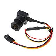 billige Overvåkningskameraer-mini 700tvl 3.6mm pal / ntsc format fpv kamera for rc qav250 fpv racing uav kamera jja208