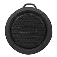 C6 Impermeable / Bocina Bluetooth Bluetooth 4.1 USB Subwoofer Verde Trébol / Negro / Azul