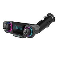OJADEBT06 V4.0 FM Transmitter / Bluetooth Car Kit Car Handsfree Promotes Good Mood / Bluetooth / FM Transmitters Car
