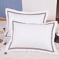 billige Puter-komfortabel overlegen kvalitet seng pute behagelig pute 95% goose down / 5% gåsfjær fløyel
