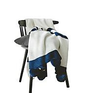 billiga Filtar och plädar-Super Soft, Reaktiv Tryck Geometrisk Polyester filtar