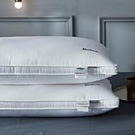 billige Puter-komfortabel, overlegen kvalitet sengen pute skjegg / ny design pute t / c bomull 100% bomull
