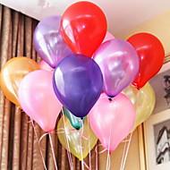 Χαμηλού Κόστους Γενέθλια-Διακόσμηση Διακοπών Πρωτοχρονιά Διακοσμητικά αντικείμενα Διακοσμητικό Ροζ+Βυσσινί 100-Συσκευασία