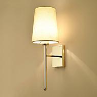 baratos Arandelas de Parede-Moderno / Contemporâneo Luminárias de parede Sala de Estar / Interior Metal Luz de parede 220-240V 40 W