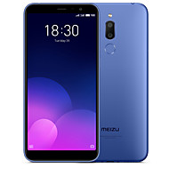 "MEIZU M6T Global Version 5.7 pulgada "" Smartphone 4G ( 3GB + 32GB 2 mp / 13 mp MediaTek MT6750T 3300 mAh mAh )"