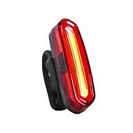 preiswerte -Fahrradrücklicht / Sicherheitsleuchten / Rückleuchten Radlichter LED Radsport Wasserfest, Tragbar, Professionell USB 110 lm USB Rot Radsport - INBIKE / ABS / IPX-4 / Mehrere Modi