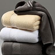 tanie Ręcznik kąpielowy-Najwyższa jakość Ręcznik kąpielowy, Geometryczny Czysta bawełna Łazienkowe 1 pcs