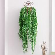 billige Kunstige blomster-Kunstige blomster 1 Gren Klassisk Enkel Stil / Pastorale Stilen Planter Veggblomst