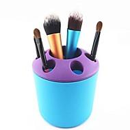 billiga Sminktillbehör-Professionell / multiverktyg / Proffs Smink 1 pcs Plast Rund Kosmetisk Traditionell / Mode Dagliga kläder Vardagsmakeup Verktygsväska Ledigt / vardag Kosmetisk Skötselprodukter