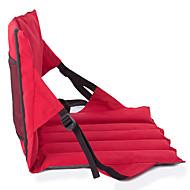 Campingstol / Foldbar liggestol Udendørs Letvægt, Hurtigtørrende, Foldning for Fiskeri / Strand / Camping - 1 Person Sort / Rosa