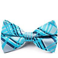 עניבת פפיון - פסים / קולור בלוק פפיון מסיבה / בסיסי בגדי ריקוד גברים