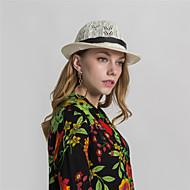 כובע קלושה\עם שוליים רחבים - דפוס בסיסי בגדי ריקוד נשים / סתיו / חורף