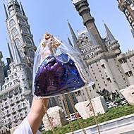 baratos Mochilas-Mulheres Bolsas PVC mochila Lantejoulas Prata / Rosa / Arco-íris