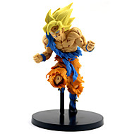 Anime Action Figures Inspired by Dragon Ball Son Goku PVC(PolyVinyl Chloride) 22 cm CM Model Toys Doll Toy
