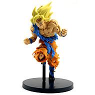 Figures Animé Action Inspiré par Dragon Ball Son Goku PVC 22 cm CM Jouets modèle Jouets DIY
