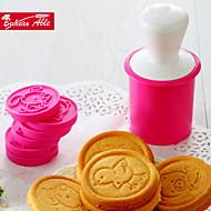 billige Bakeredskap-Bakeware verktøy silica Gel Søtt / Jul Kake / Til Småkake Cake Moulds / Pieverktøy 1pc