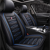 cheap 70%OFF-ODEER Car Seat Covers Seat Covers Black / Blue Textile / leatherette Common For universal All years All Models