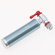 billige Sykkeltilbehør-Sykkel Pumper Bærbar, Multifunksjonell, Lettvektsmateriale Veisykling / Sykling / Sykkel / Sykkel med fast gir Aluminium Titan