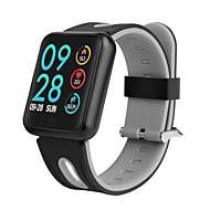 Smart Armbånd B8S for Android iOS Bluetooth Vandtæt Pulsmåler Blodtryksmåling Brændte kalorier Lang Standby Stopur Skridtæller Samtalepåmindelse Sleeptracker