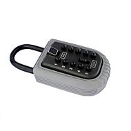 billige Tastelåser-KS005 Sinklegering Lås Smart hjemme sikkerhet System Hjem / kontor / Hotell (Lås opp modus Passord)