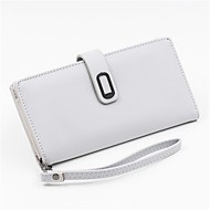 baratos Clutches & Bolsas de Noite-Mulheres Bolsas PU Bolsa de Mão Ziper Rosa / Cinzento / Roxo