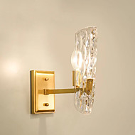 billige Vegglamper-QIHengZhaoMing LED / Moderne / Nutidig Vegglamper butikker / cafeer / Kontor Metall Vegglampe 110-120V / 220-240V 5 W