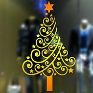 baratos Películas e Adesivos de Janela-Filme de Janelas e Adesivos Decoração Natal Férias PVC Legal