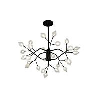 billige Takbelysning og vifter-ZHISHU Originale Lysekroner Omgivelseslys Malte Finishes Metall Glass Mini Stil 110-120V / 220-240V Varm Hvit / Hvit LED lyskilde inkludert / G4
