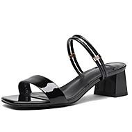 Dámské Komfortní boty Nappa Leather Jaro Sandály Kačenka Zelená / Růžová / Světle modrá
