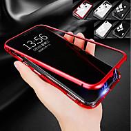 Etui Til Apple iPhone XR / iPhone XS Max Støtsikker / Magnetisk Heldekkende etui Ensfarget Hard Metall til iPhone XS / iPhone XR / iPhone XS Max