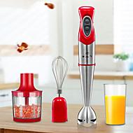 Χαμηλού Κόστους Συσκευές Κουζίνας-Τρόφιμα Μίξερ & Μπλέντερ / Τρόφιμα Τροχοί & Mills Πολυλειτουργία ABS Μίξερ 220 V 500 W Συσκευή κουζίνας