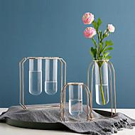 billige Kunstige blomster-Kunstige blomster 0 Gren Klassisk / Singel Stilfull / Moderne Vase Bordblomst