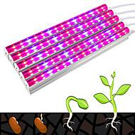 YWXLIGHT® 3M Kasvavat kaistaleet 75 LEDit 5730 SMD 4 Liittimet Violetti 100-240 V 1set