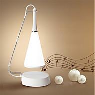 billiga Belysning-Nutida Ögonskydd / Uppladdningsbar / LED Bordslampa Till Sovrum / Studierum / Kontor DC 5 V Vit / Svart