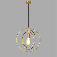 tanie -Okrągły Lampy widzące Światło rozproszone Złoty Metal AC100-240V Nie zawiera żarówek / SAA